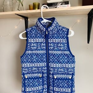 Women's J. Crew Excursion Puffer Vest